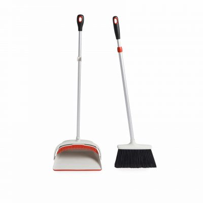 Long Sweeper and Dustpan Set